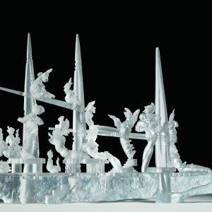 Stanislaw Borowski, White Ship, 2003,