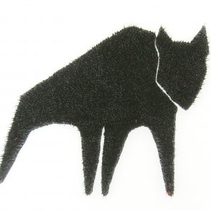 Dafna Kaffeman, Wolf 03, 2004 - Foto Galerie Lorch + Seidel