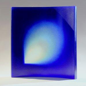 Udo Zembok, Bleu 2, 2007 - Fotograf Henri Gaud