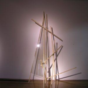 Judith Röder, Kristall-Konstruktion II, 2013, Leihgabe Judith Röder - Foto AHH